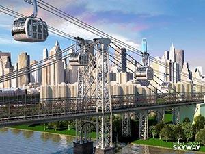 მივბაძოთ ნიუ-იორკს, სატრანსპორტო განტვირთვის პროექტი