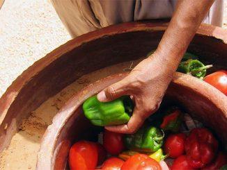 ხილი, ბოსტნეული, შენახვა