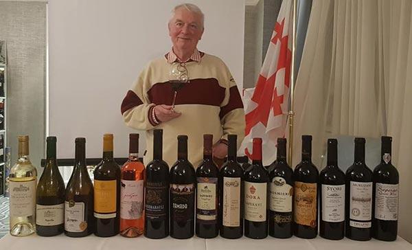 ქართული, ღვინო, გამოფენა, გერმანია
