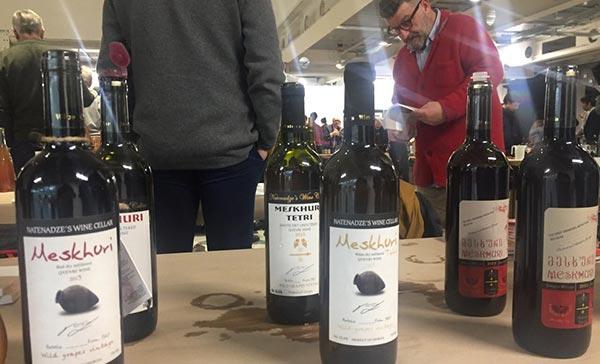 ქართული, ღვინო