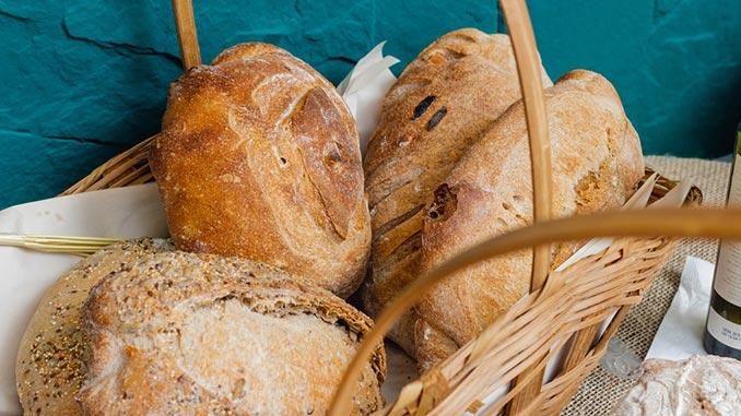 პური, ფუნთუშა, არჩევა