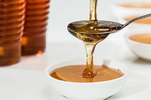 თაფლი, ბუნებრივი, ანტიბიოტიკი