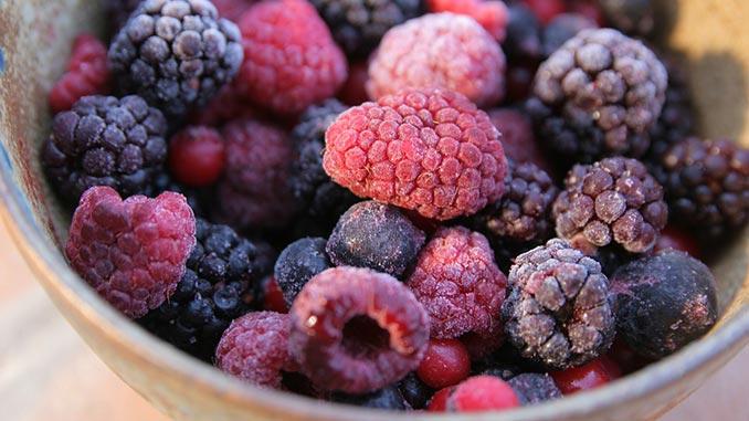 ხილი, ბოსტნეულუ, კენკრა