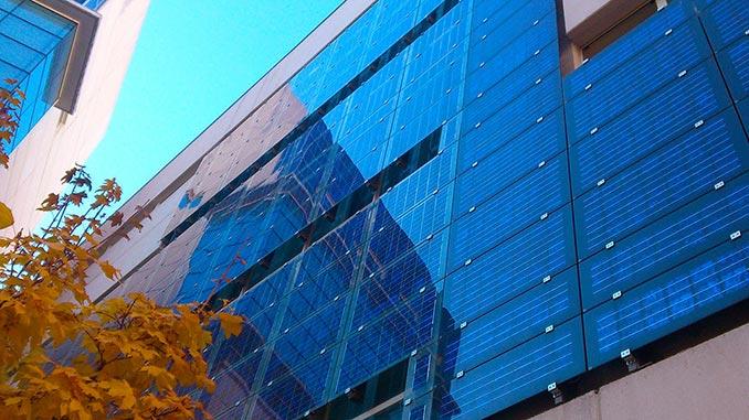 ფანჯარა, შუშა, მზის, პანელი, ტექნოლოგია