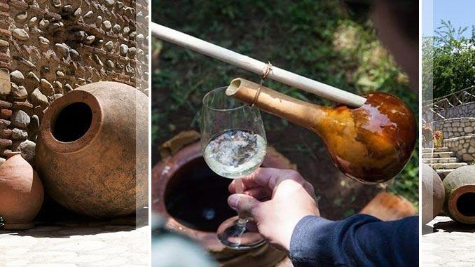 ქვევრი, ღვინო, იდენტობა