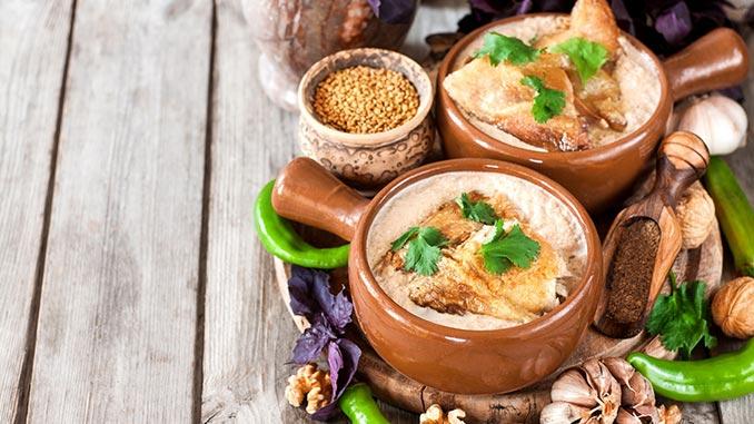 ტრადიციული, კვება, ჯანმრთელობა
