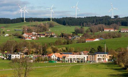 ეკოლოგია და შემოსავალი გერმანულ სოფელში